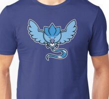 Super Cute Legendary Bird - Team Blue Unisex T-Shirt