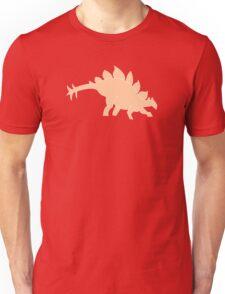 Dinomania - Stegosaurus Unisex T-Shirt