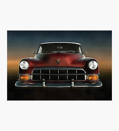 Old-timer Cadillac Photographic Print