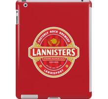 Lannisters Strong Blonde iPad Case/Skin