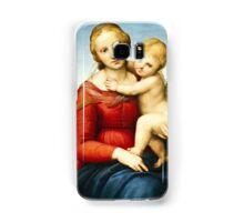 Raphael - The Small Cowper Madonna ( 1505)  Samsung Galaxy Case/Skin