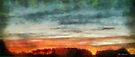 Maine Sunset by RC deWinter