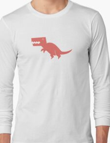 Dinomania - T-Rex Long Sleeve T-Shirt