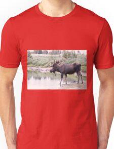 Thirsty moose a Thursday morning Unisex T-Shirt
