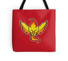 Super Cute Legendary Bird - Team Red Tote Bag