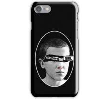 God save the girl iPhone Case/Skin