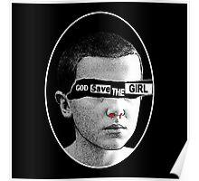 God save the girl Poster