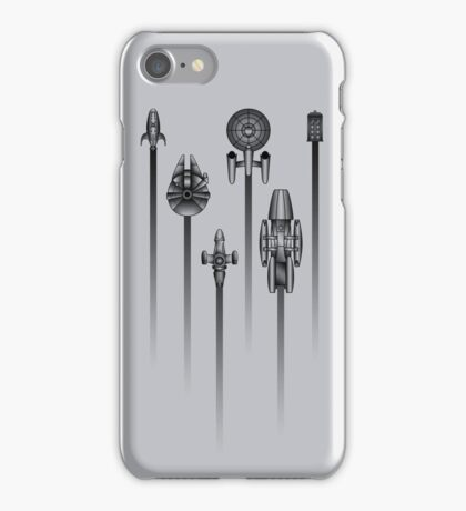Space Race iPhone Case/Skin