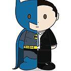 Batman/Bruce Wayne by Leebo616