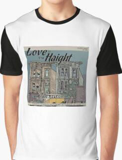 Love in the Haight Graphic T-Shirt