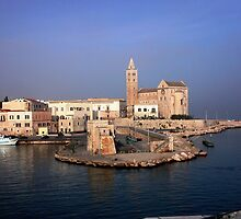 Italy - Trani and the Sea Cathedral by bubblehex08