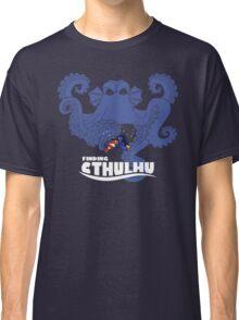 Finding Cthulhu Classic T-Shirt