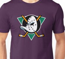 MIGHTY DUCKS OF ANAHEIM RETRO (2) Unisex T-Shirt
