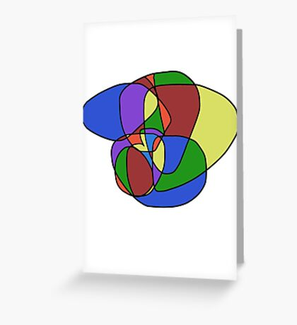 Modern  Greeting Card