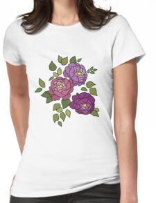 Primrose Womens Fitted T-Shirt
