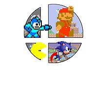 Smash Bros.: Big 4 Photographic Print