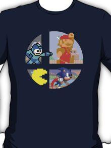 Smash Bros.: Big 4 T-Shirt