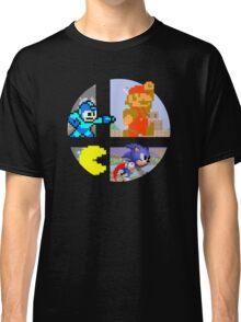 Smash Bros.: Big 4 Classic T-Shirt