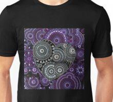 Stormy Heart Unisex T-Shirt