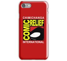 Comic Relief iPhone Case/Skin