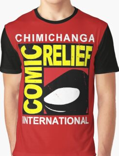 Comic Relief Graphic T-Shirt