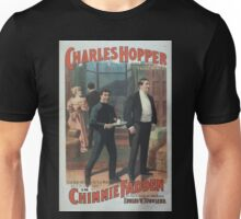 Performing Arts Posters Charles Hopper in Chimmie Fadden by the author of the book Edward W Townsend 0775 Unisex T-Shirt