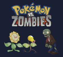 Pokemon vs Zombies by Chefoeuvre