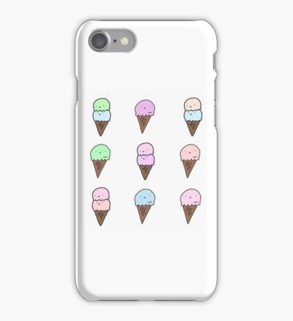 I dream of ice-cream iPhone Case/Skin