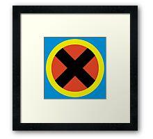 X-Men Framed Print