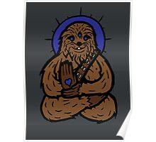 Spirit animal Chewie Poster