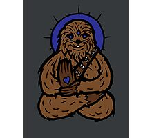Spirit animal Chewie Photographic Print