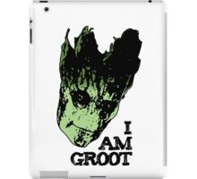 I am Groot. iPad Case/Skin