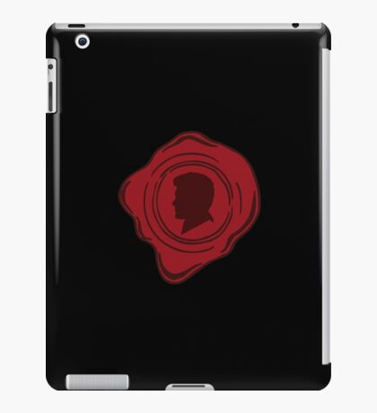 Dean Winchester's Seal iPad Case/Skin