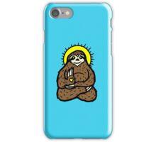 Spirit Sloth iPhone Case/Skin