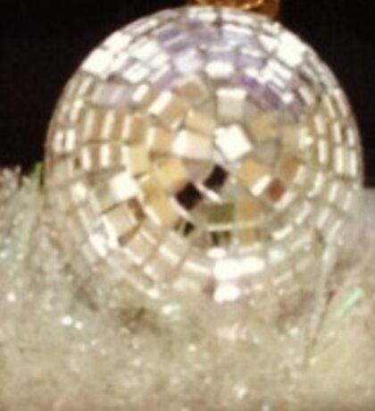 Disco ball 'Christmas bauble' Sticker
