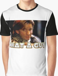 What a guy! Graphic T-Shirt