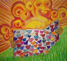 Love and Compassion by MarJoLi