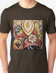 Marsden Hartley - Painting No  48  Unisex T-Shirt