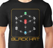 Black Hat Unisex T-Shirt