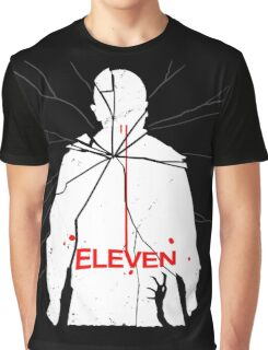 Eleven Carrie Parody Graphic T-Shirt