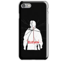 Eleven Carrie Parody iPhone Case/Skin