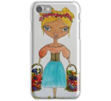Beauty of Simplicity iPhone Case/Skin