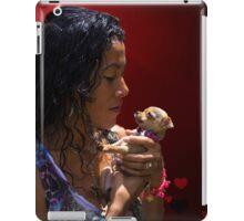 Prepare For Muchos Besos iPad Case/Skin