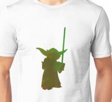 Jedi Inspired Silhouette Unisex T-Shirt