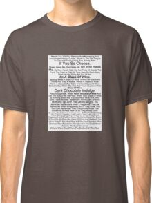Im A Glass Of Wine Classic T-Shirt