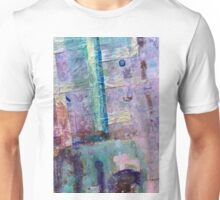 abstract painting background Unisex T-Shirt