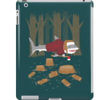 LumberJack Shark iPad Case/Skin