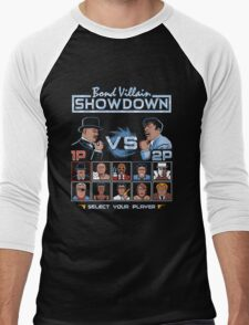 Bond Villain Showdown T-Shirt