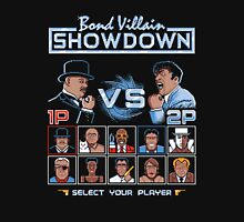 Bond Villain Showdown Unisex T-Shirt