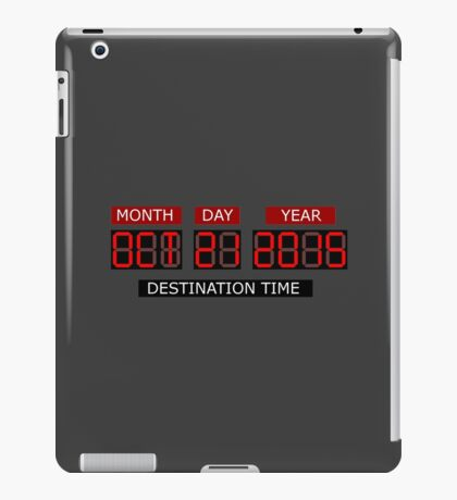 Oct 21st 2015 – BTTF, October iPad Case/Skin
